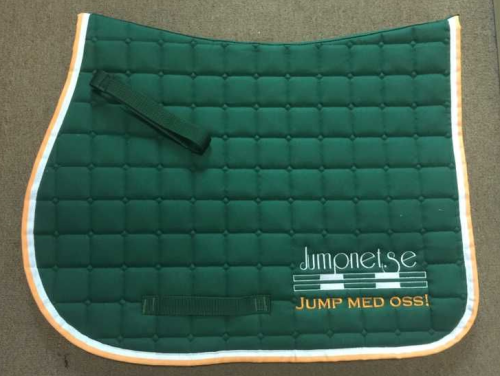 Saddle Pad 1