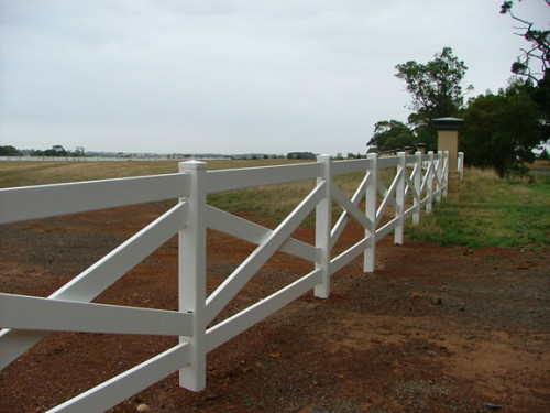 PVC-Horse-Fence
